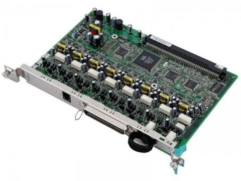 Карта Panasonic KX-TDA0170 (DHLC8) б/у 8 гибридных портов