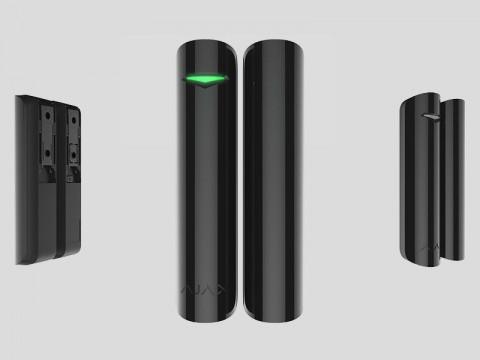 Магнитный датчик открытия с сенсором удара и наклона (DoorProtect Plus) (новинка)