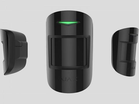 Датчик движения с микроволновым сенсором с иммунитетом к животным (MotionProtect Plus) (новинка)
