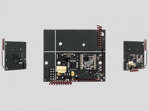 Модуль интеграции с беспроводными охранными и smart home системами (uartBridge)
