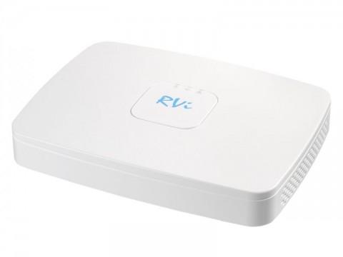RVi-1NR08120-P IP видеорегистратор 8 каналов POE 8 Мп (3840x2160)