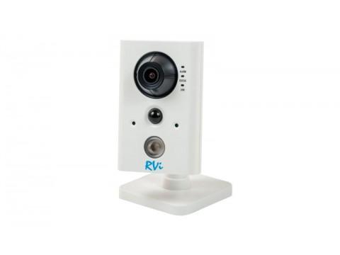 RVi-IPC12SW  IP видеокамера 2 Мп Full HD 1920 x 1080 25 к/с (беспроводная со звуком и динамиком)