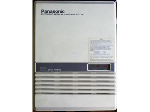 Panasonic KX-T308 б/у (3 x 8) АТС