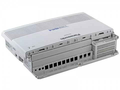 Panasonic KX-TES824RU (базовый блок 3х8 до 8х24) б/у