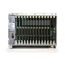 Panasonic KX-TD500 б/у - гибридная АТС, баз.блок с БП, до 512 портов