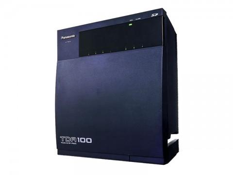 Panasonic KX-TDA100RU (базовый блокс БП, до 108 портов) б/у