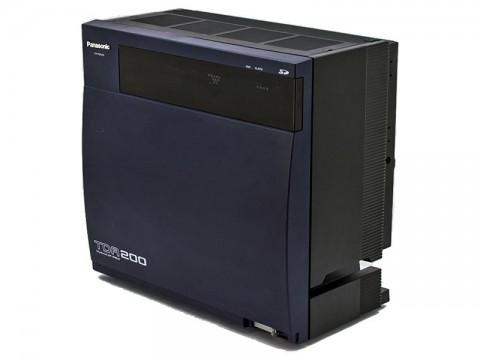 Panasonic KX-TDA200RU (базовый блокс БП, до 216 портов) б/у