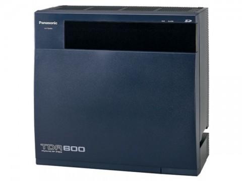 Panasonic KX-TDA600RU (базовый блок с БП) б/у